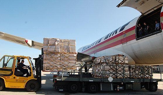 авиа грузовые перевозки по россии и за рубеж